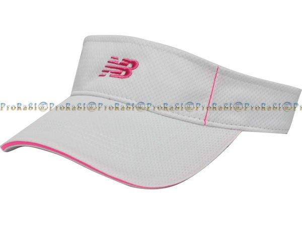 鞋大王New Balance 白×粉紅 8321220~180 聚酯纖維 排汗布空心帽#女