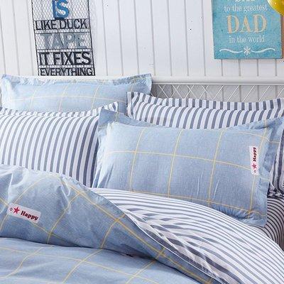 床包【RS Home】雙人標準5呎床包被套枕套沙發套沙發罩保潔墊床墊四件組[Sky high]
