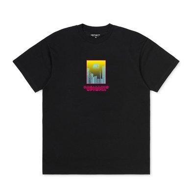 【W_plus】CARHARTT 20SS - S/S Recall T-Shirt