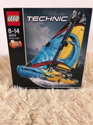 Lego technic 42074 動力帆船(售出)