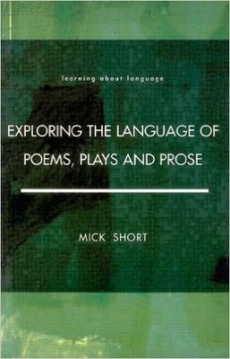 【特價/語言學/研究所】Exploring the Language of Poems, Plays and Prose