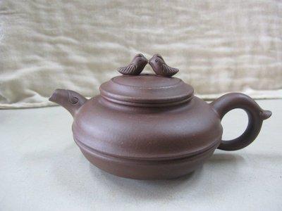 二手舖 NO.1186 紫砂壺 名壺 土胎好 手工細膩 值得收藏