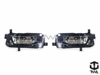 《※台灣之光※》全新VW福斯T6 TRANSPORTER廂型車15 16 18 17年原廠型霧燈