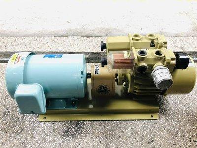 日本ORION DRY PUMP KRX6(2HP)標準型乾式真空幫浦-真空機-印刷機-真空拔罐-真空吸盤-印刷機可用