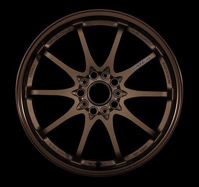 日本 Volk Racing Rays 鍛造 鋁圈 CE28N 10 SPOKE DESIGN 古銅 18吋 114