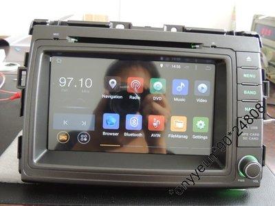 """YOKOTRON"" 8"" Touch Android for Toyota Estima 2006-2012 包安裝"