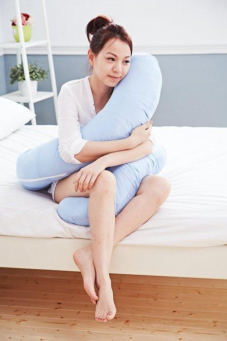 [椅的世界]樂活枕‧孕婦枕‧嬰兒枕  蝸牛媽媽多功能抱枕