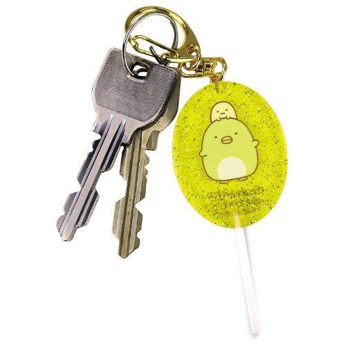 41+ 現貨不必等 Y拍最低價 日本進口 角落生物 貓咪 企鵝 蜥蜴 白熊 造型 棒棒糖 鑰匙圈 吊飾 小日尼三