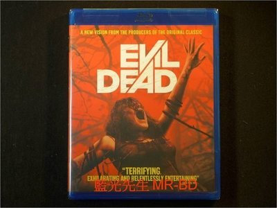 [藍光BD] - 屍變 Evil Dead - 1981年經典恐怖片《 鬼玩人 》舊片重拍