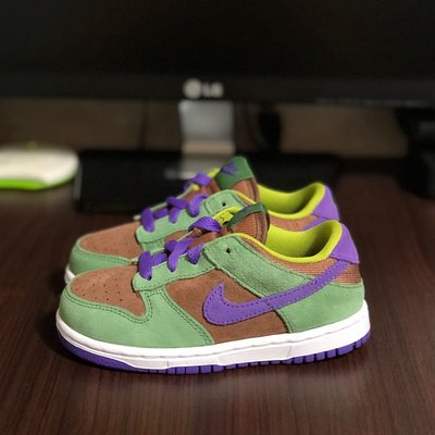 NIKE DUNK LOW SP (TD) Veneer 醜小鴨 台灣公司貨