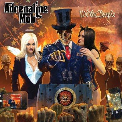 【搖滾帝國】ADRENALINE MOB / We the People