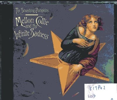 *真音樂* THE SMASHING PUMPKINS / MELLON COLLIE 2CD 二手 K17902
