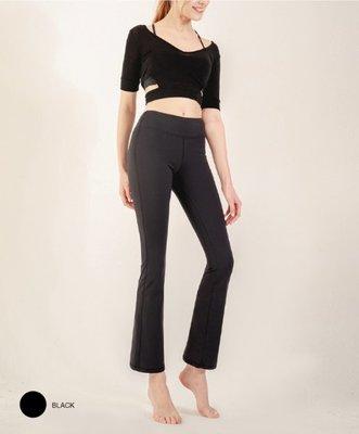 【艾利洋行】 ( TrueFoxy ) YPA5016 10分瑜珈褲/韻律褲/瘦身褲