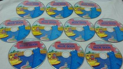 【彩虹小館】Y12兒童CD~open sesame.stage C/BLUE BOOK 芝麻街美語OXFORD共12片