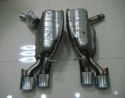 AMG W211  四出 排氣管 5門 休旅 E320 E200 E280 E350 E500