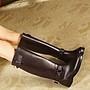 防寒保暖 雨天伴侶 歲末特價  韓國明星流行同款高筒雨靴防水機車女靴子時尚馬靴(168現貨+預購)