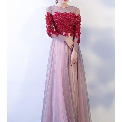 (45 Design高雄實體店面) 定製七天 禮服婚紗伴娘服 洋裝訂婚 大尺碼熟齡婆婆媽媽 商品編號DW23