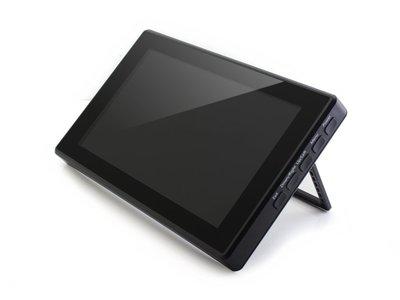 【莓亞科技】樹莓派7吋 1024×600 HDMI LCD (H)電容式觸控螢幕(含稅現貨NT$2080)