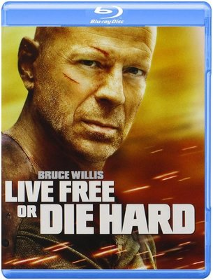 BD 全新美版【終極警探4.0】【 Live Free or Die Hard】Blu-ray 藍光 布魯斯威利