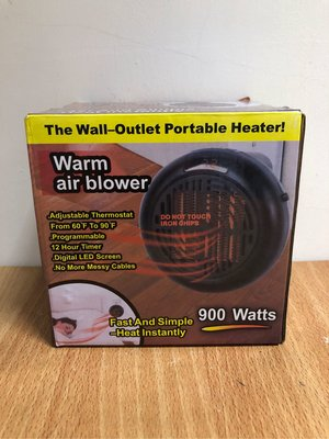 暖風機 Warm air blower