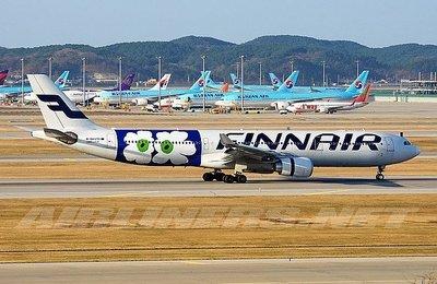 **飛行夢想家**JC Wings 1/200 芬蘭航空 FINNAIR Airbus A330-300 OH-LTO