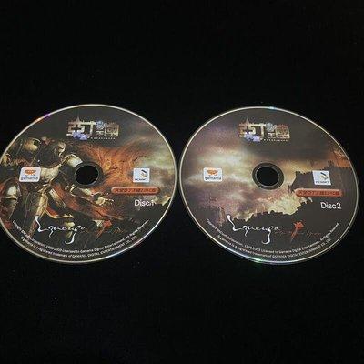 二手 裸片 PC GAME 天堂 Online 2.01C版 亞丁王國 / 遊戲橘子 / 網路遊戲 線上遊戲 lo