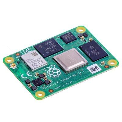 Raspberry Pi Compute Module 4 – Wireless / 4GB RAM / 32GB