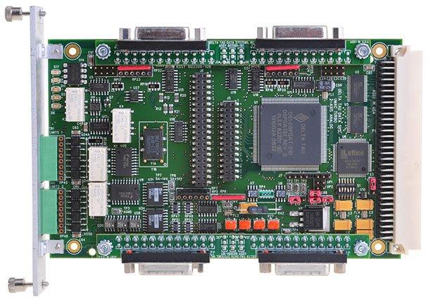 【KC.PLC_FA 】DELTA TAU 603398-108  2-AXIS  ACC-24E2A  機板