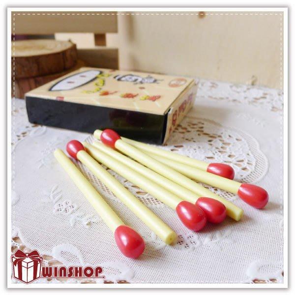 【贈品禮品】A2085 火柴筆/火柴造型筆/火柴盒/kuso創意趣味造型筆/迷你中性筆文具禮贈品