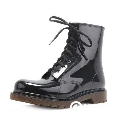 哆啦本鋪 春夏休閒釣魚鞋短筒低幫馬丁雨靴水鞋套鞋膠鞋水靴防水鞋雨鞋男 D655