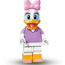 全新樂高 Lego 71012 Minifigures Disney Series #9 Daisy Duck $50 包平郵費