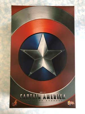 全新 Hot Toys MMS156 Captain America 美國隊長