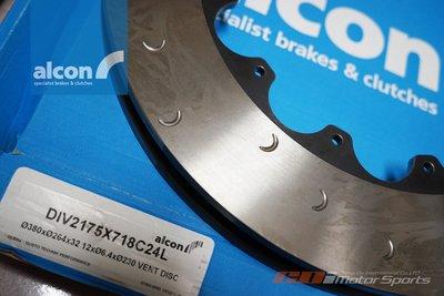 ㊣ 英國 ALCON 380x32mm 進口原裝外盤 歡迎詢問 / 制動改