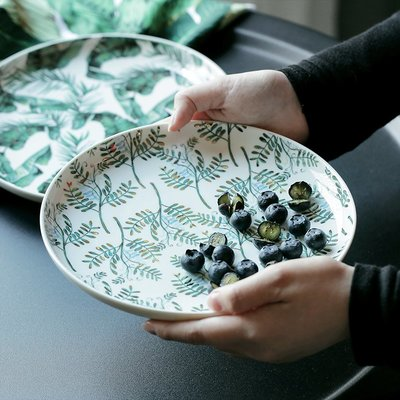 MAJPOINT*盤 碟 陶瓷 沙拉盤...