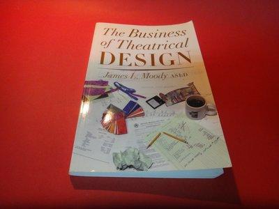 【愛悅二手書坊 22-09】The Business of Theatrical Design