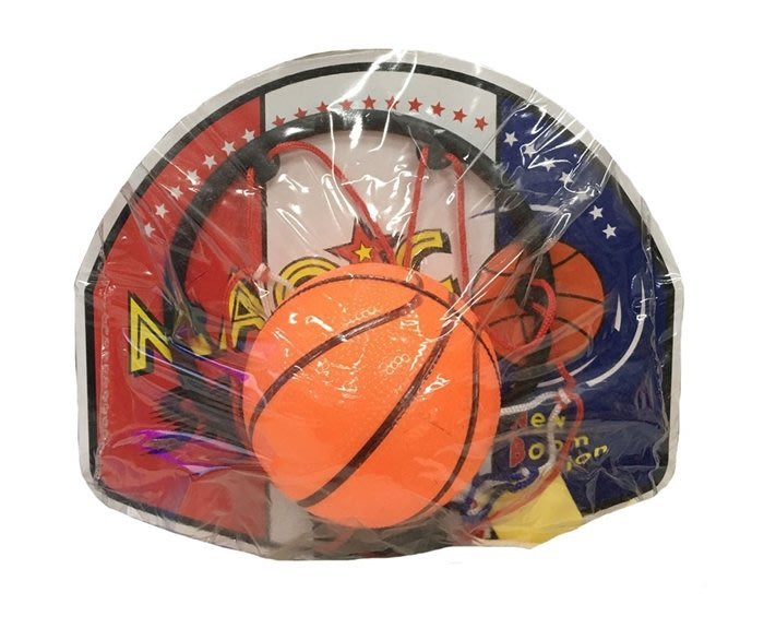 [宅大網] 257135 N89籃球板 籃球圈 籃球 籃球網 籃球框 簡易式籃球架 籃板 運動 玩具