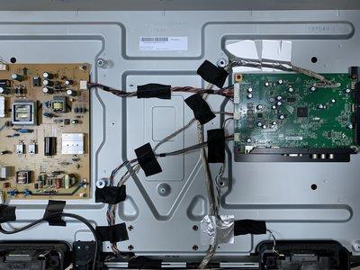 新竹二手家電 BENQ 明碁 39RV6500 39吋 LED 液晶電視 電源板維修 舊機可回收 另有維修冰箱冷氣洗衣機