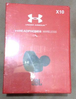 全新Under armour Headphones wireless