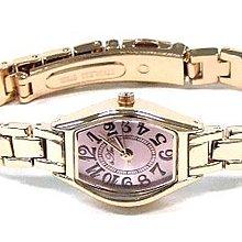 日本正版 Fieldwork FSC019E 腕錶 女錶 女用 手錶 金色 粉紅色 日本代購