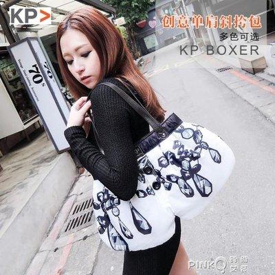 全店折扣活動 新款歐美時尚女士包包keep pursuing潮流女式手提包創意單肩手挎