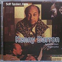 Kenny Barron - Soft Spoken Here 2枚組 二手美版