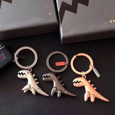 現貨 日本Agnes b.恐龍鑰匙圈 情侶對飾 Sport b掛飾附禮盒 生日小禮品 交換禮物