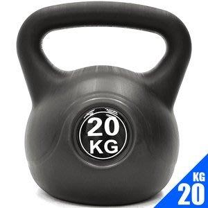 KettleBell運動20公斤壺鈴競技20KG壺鈴核心肌群深蹲甩鈴拉環啞鈴搖擺鈴舉重量訓練D192-1820⊙哪裡買⊙