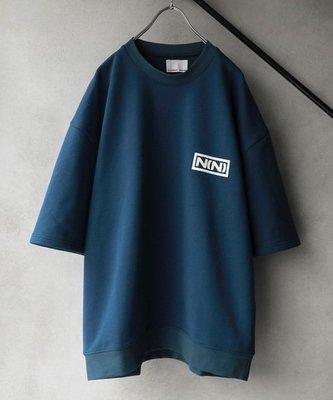 ☆COOKIE@NUMBER (N)INE 日系品牌☆2020/7到貨-胸口膠印LOGO短袖圓領T恤-正品!!4色可選!