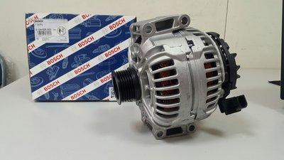 BENZ W211 M272 07-08 150A升級180A用 發電機 (BOSCH製全新品) 0124625023