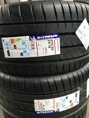 MICHELIN 米其林 PS4S 245/35/19 275/30/19 235/35/19  PS4S 取代 PSS