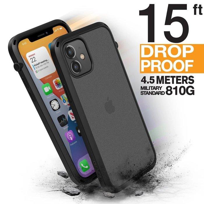公司貨 CATALYST 防摔保護殼 IPhone 12 Pro Max 12 Mini 防摔耐衝擊保護殼 防摔殼