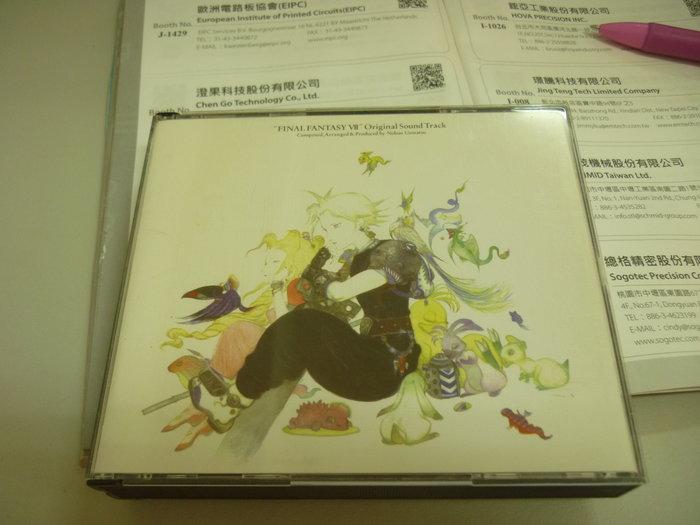 15.二手電玩卡通原聲CD/100下標就賣