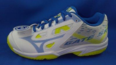 美津濃 MIZUNO 最新上市 排球鞋 羽球鞋 GATE SKY PLUS 型號 71GA204023 [153]