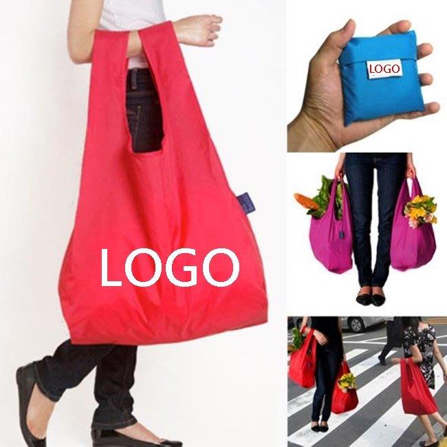 客製化 廣告袋 BAG 摺疊購物袋 (印LOGO) 環保袋 禮贈品 手提袋 防水 收纳袋【S110005】塔克玩具